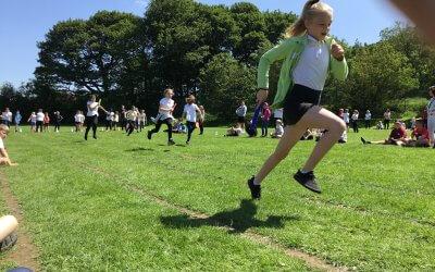 Healthy Week – Sports Day