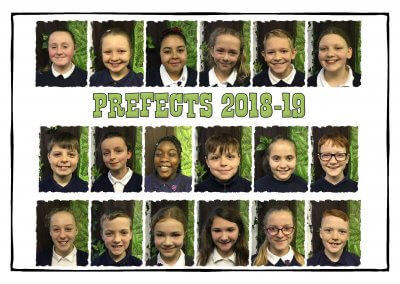 Prefects 18-19