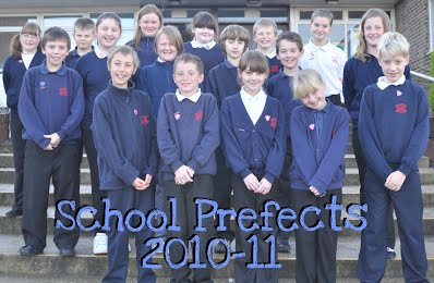 Prefects 2010-11