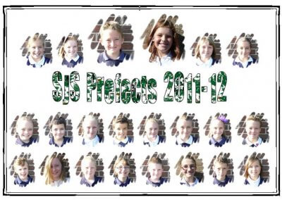 Prefects 2011-2012