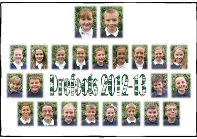 Prefects 2012-2013