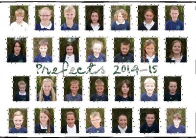 Prefects 2014-2015