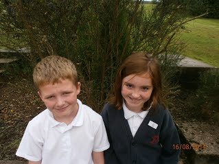 Y5CB Sophie and Billy