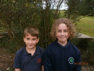 Y5HK Billy and Eleanor