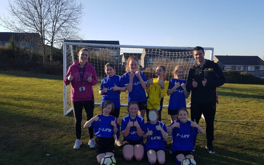 Y6 Girls Football Competition