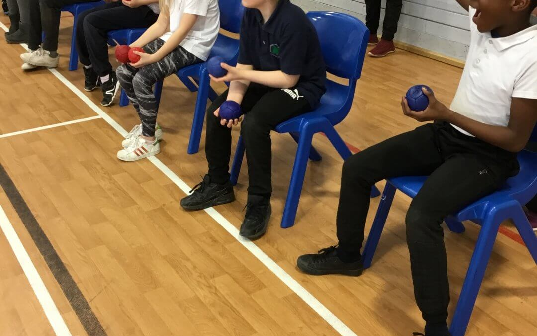 Inclusive Sports Festival – Boccia/Curling