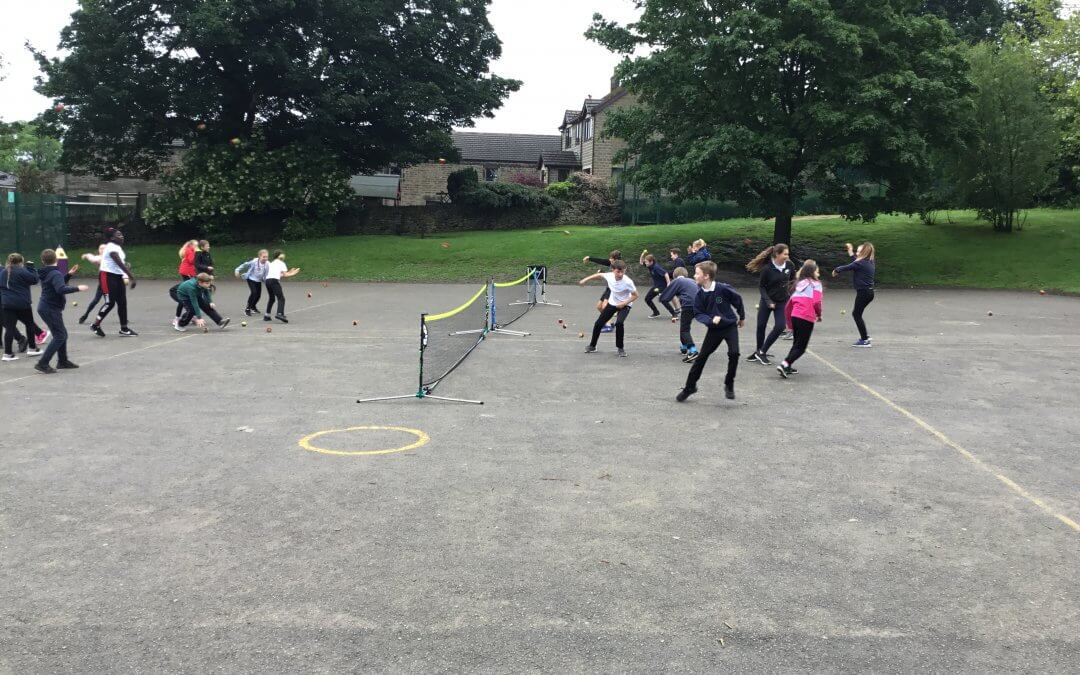 Healthy Week – Tennis