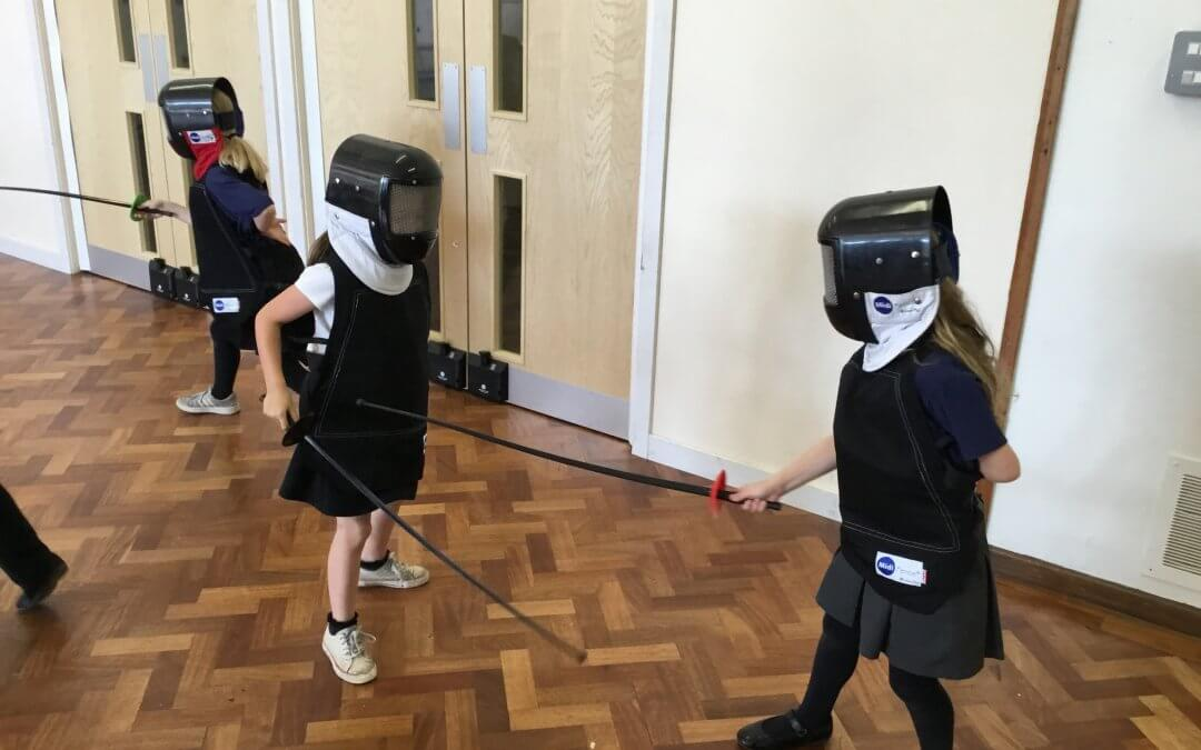 Healthy Week – Fencing