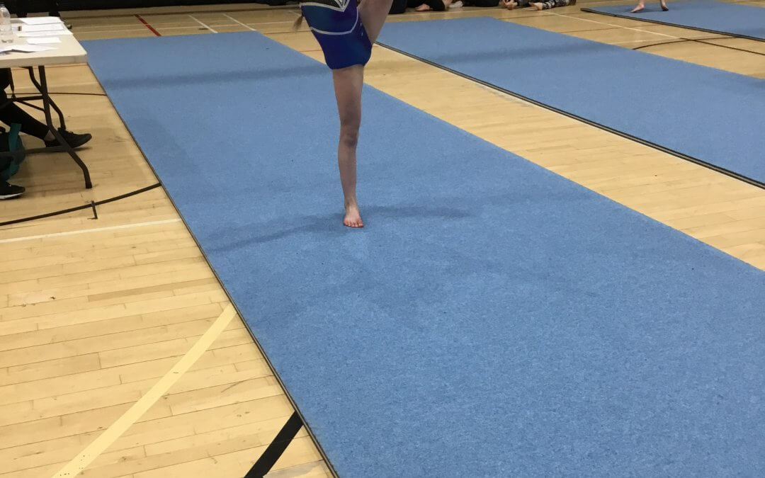 Keysteps Gymnastics Competition