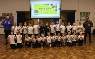 Are we the fittest primary school in South Yorkshire?
