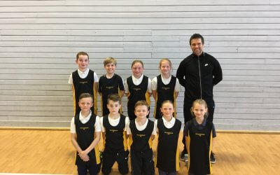 Y5 Basketball Competition