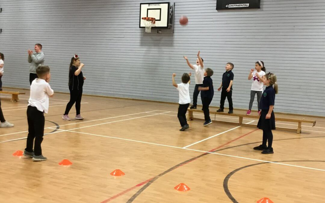 Y3 Benchball Links Competition