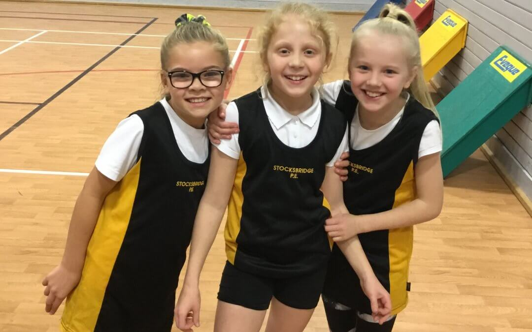 Sportshall Athletics Cluster Competition