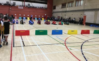 Sportshall Athletics City Finals