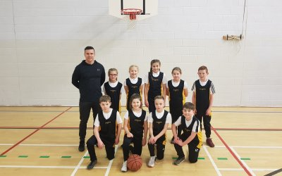 Y5 Bball Links Finals